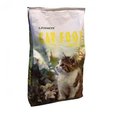 Ljubimetz Cat Food Mix 10 Kg
