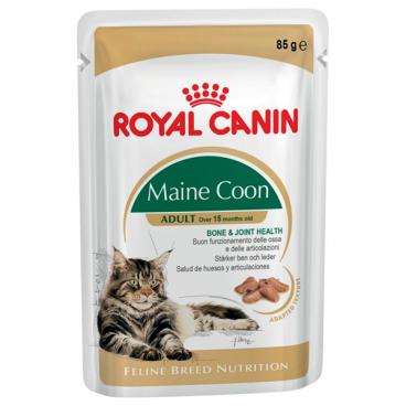 Royal Canin Maine Coon 6 plicuri X 85 g