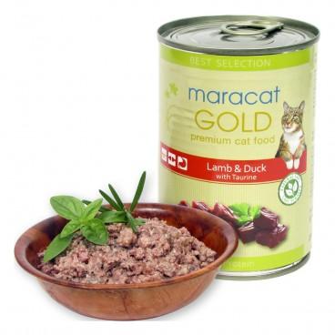 Maracat Gold Miel si Rata 400 g x 6 Buc