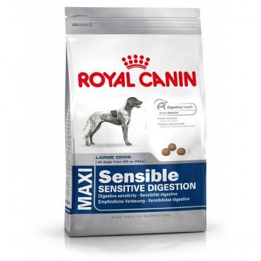 Royal Canin Maxi Sensible - pentru caini maxi cu sensibilitate cutanata sau digestiva