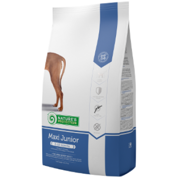 NATURES PROTECTION MAXI JUNIOR 12 KG (DOG)