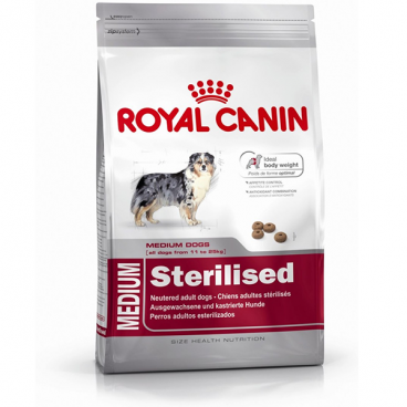 Royal Canin Medium Sterilised Adult 12 kg