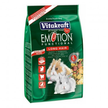 Meniu Iepuri Vitakraft Emotion Par Lung 600 g