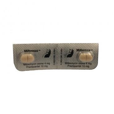 Milbemax Pisica 2 kg 2 tablete