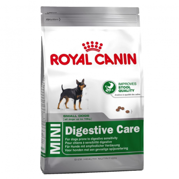 Royal Canin Mini Digestive Care- Hrana Caini Sensibili-