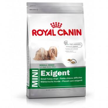 Royal Canin Mini Exigent - o delicioasa hrana uscata pentru caini