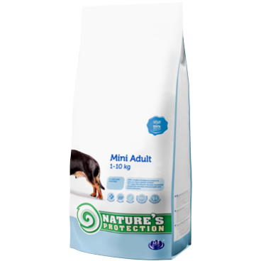 NATURES PROTECTION MINI ADULT 18 KG (DOG)