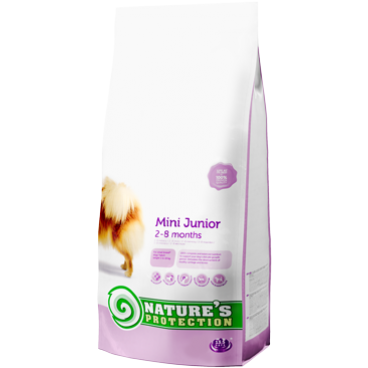 NATURES PROTECTION MINI JUNIOR 7,5KG (DOG)