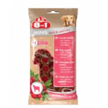 8in1 RECOMPENSE MINIS MIEL/MERISOARE 100 G