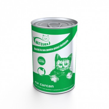 Mitzura Cat Cons Curcan 415 G