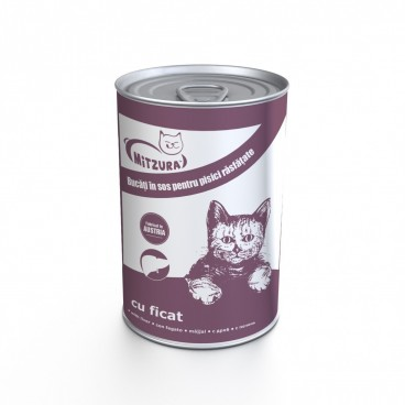 Mitzura Cat Cons Ficat 415 G
