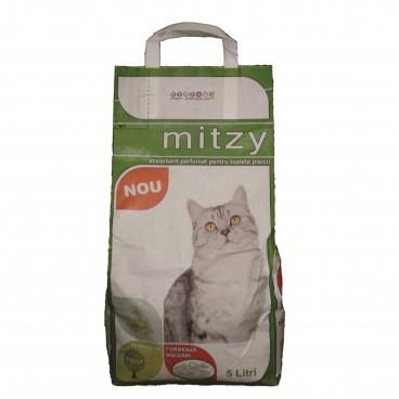 Nisip igienic Mitzy Pin 5 kg
