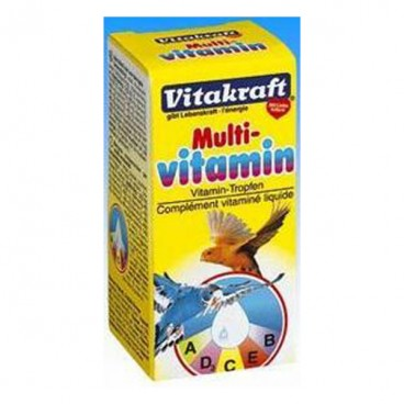 Multivitamine Vitakraft 10 ml
