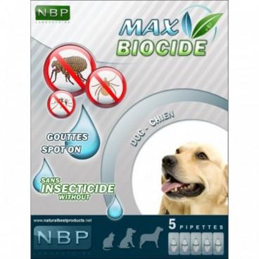 NBP Pipete antiparazitare caini 5 buc