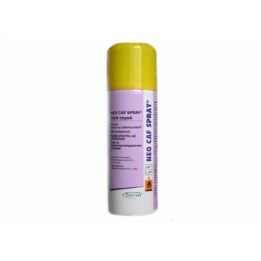 Neo Caf Spray 200 ml -are actiune bactericida impotriva a numerosi germeni
