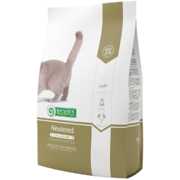 NATURES PROTECTION NEUTERED 400G (CAT)