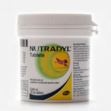 Nutradyl 30 tablete