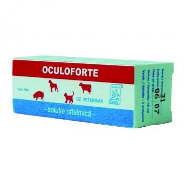 OCULOFORTE Solutie oftalmica 10 ml