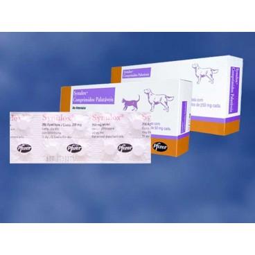 Synulox 50 mg - antibiotic cu spectru larg pentru caini si pisici