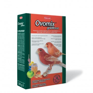Ovomix Gold Rosso 300 g