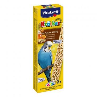 Baton Perusi Vitakraft Popcorn/Miere 2 Buc