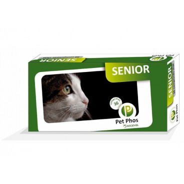 Pet Phos Felin Senior 36 tablete - Pret Special