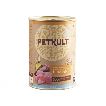 Petkult Junior Curcan 400g