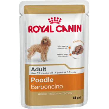 Royal Canin Poodle 6 plicuri  X 85 g