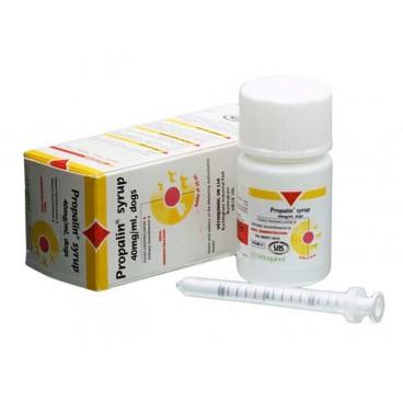Propalin Sirop 30 ml - trateaza incontinenta urinara la catele