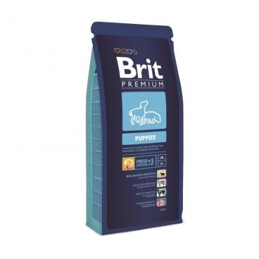Hrana Brit Premium Puppies 15 Kg