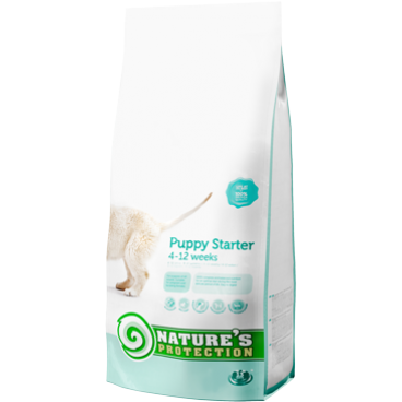 NATURES PROTECTION PUPPY STARTER 500 G (DOG)