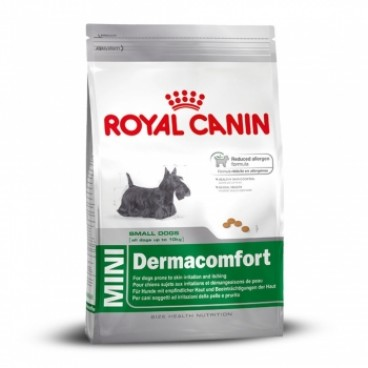 Royal Canin MINI DERMACOMFORT DOG 10Kg