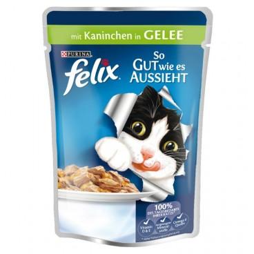 Felix fantastic iepure  Plic 100 g
