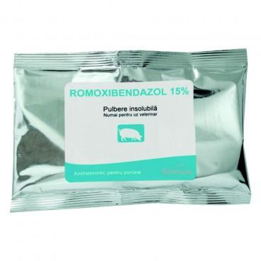 ROMOXIBENDAZOL 15 % Pulbere insolubila 100 g