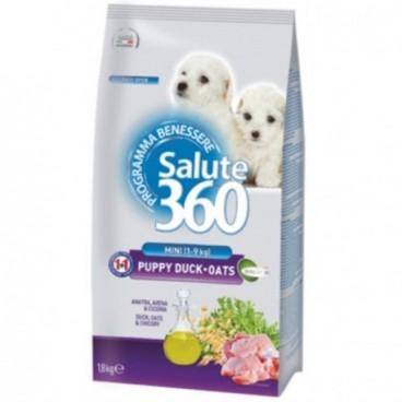 Salute Puppy M/L Duck/Oast 12kg