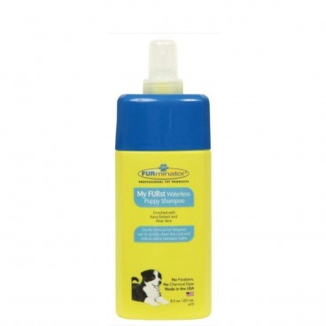 Furminator Sampon Waterless Puppy 250 ML