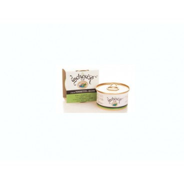 Schesir Conserva Ton si Alge 3 x 85 g