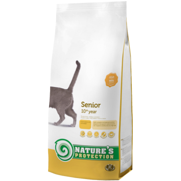 NATURES PROTECTION SENIOR CAT 7 KG COMPLETE FOOD