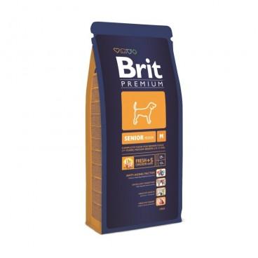 Hrana Brit Premium Senior Medium 15 Kg