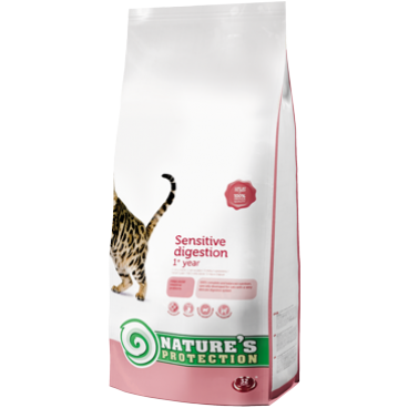 NATURES PROTECTION SENSITIVE DIGESTION 400G (CAT)
