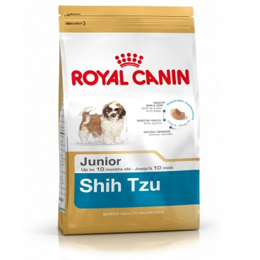 Royal Canin Shih Tzu Junior sac