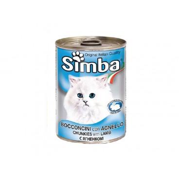 Simba Pisica Conserva Miel 415 g
