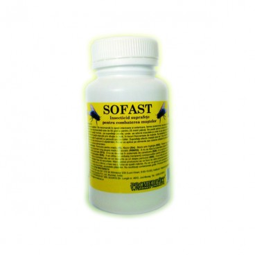SOFAST pulbere x 50g