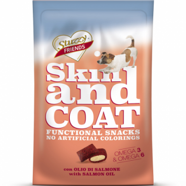 Stuzzy Snack Dog Skin & Coat 80 gr