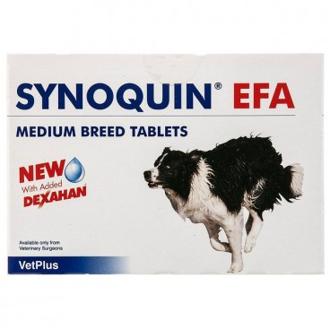 Synoquin Medium Breed 30 tablete