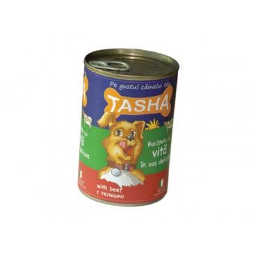 Tasha Dog Vita Conserva 1,25 Kg