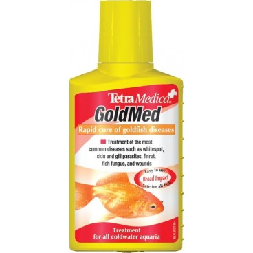 Tetra Goldfish Goldmed 100 ML