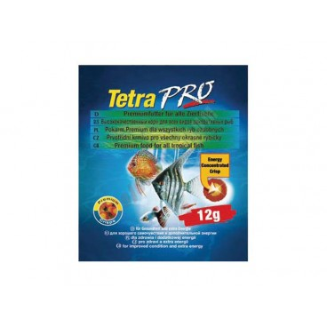 TETRA PRO CRISPS 12g