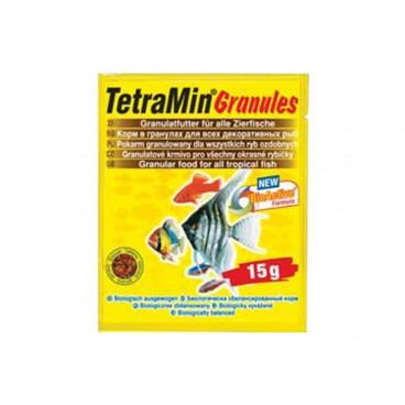 TETRAMIN GRANULE 15g