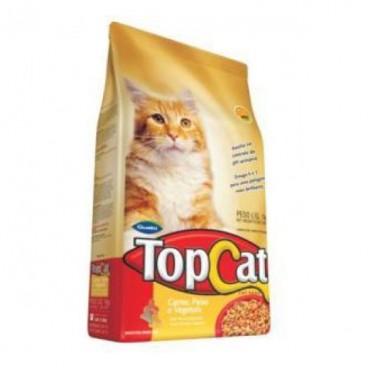 Top Cat Irre Carne 25 Kg